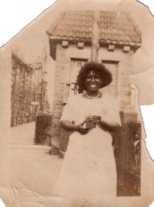 Barbara Monk ca. 1922